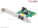 Card Fax Modem PCI Express Conexant CX - 95610 - 22Z