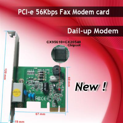 Card Modem pci express