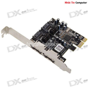 Card pci express to esata/sata 3 ASM 1061