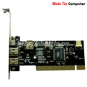 Card PCI to 1394
