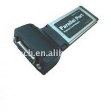 Card PCMCIA Express to LPT