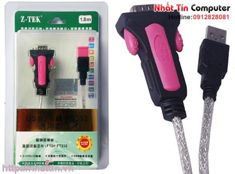 Z-TEK USB SERIAL PORT DRIVERS FOR WINDOWS 10