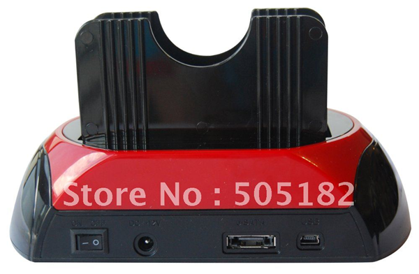 HDD Docking Station 2.5'/3.5'SATA/ESATA
