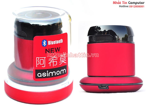 Loa Bluetooth Doss New Asimom DS-1168