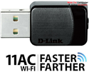 USB thu Wireless AC Dual Band USB Adapter D-LINK DWA-171 chính hãng